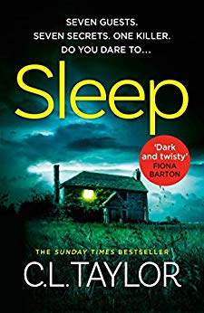 Sleep by CL Taylor @callytaylor @AvonBooksUK #review