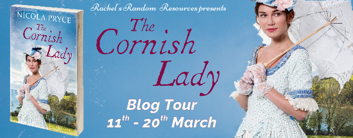 The Cornish Lady by Nicola Pryce @NPryce_Author @CorvusBooks #guestreview @mgriffiths163 @rararesources