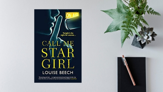 Call Me Star Girl by Louise Beech @LouiseWriter @OrendaBooks #randomthingstours #review