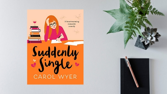Suddenly Single by Carol Wyer @carolewyer @canelo_co #extract