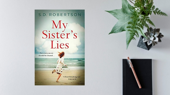 My Sister's Lies by S.D. Robertson @SDRauthor @AvonBooksUK#extract