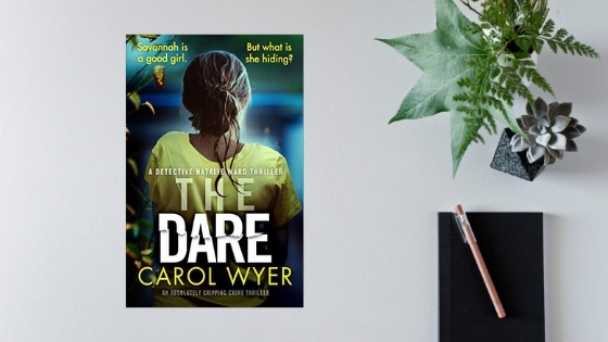 The Dare by Carol Wyer @carolewyer @Bookouture #review
