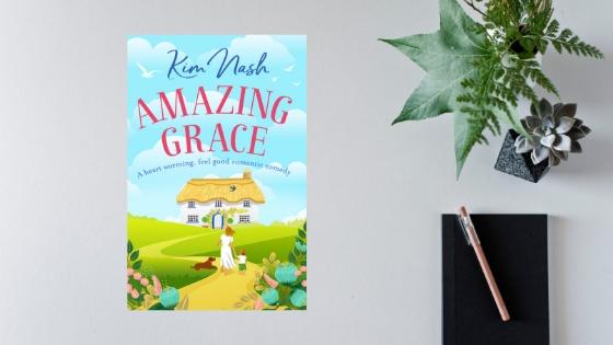Amazing Grace by Kim Nash @KimTheBookworm @HeraBooks#review