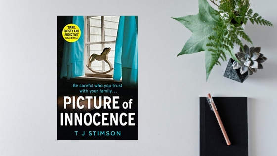 Picture of Innocence by TJ Stimson @tessjstimson @AvonBooksUK #extract