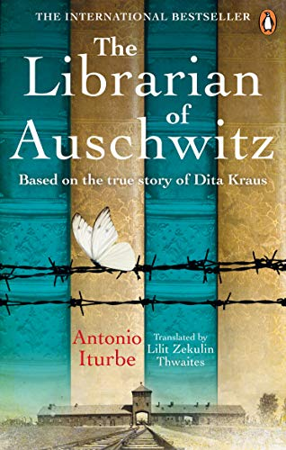 The Librarian of Auschwitz by Antonio Iturbe #review @mgriffiths163 @EburyPublishing @Tr4cyF3nt0n