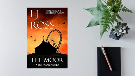 The Moor by LJ Ross @LJRoss_author #review