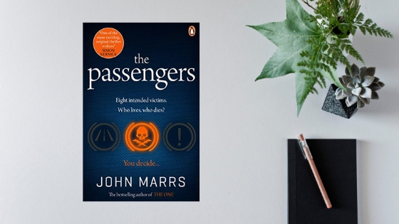 The Passengers by John Marrs @johnmarrs1 @EburyPublishing @Tr4cyF3nt0n #review
