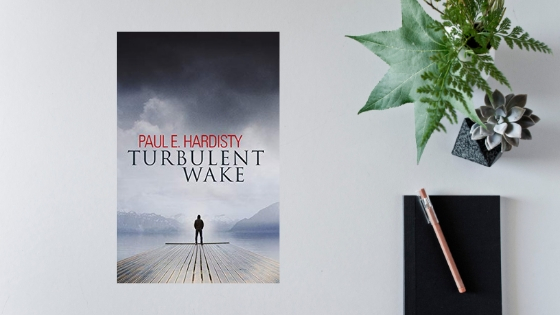Turbulent Wake by Paul E. Hardisty @Hardisty_Paul @OrendaBooks #review @annecater #randomthingstours