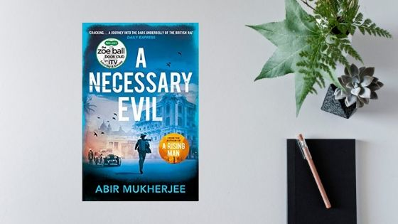 A Necessary Evil by Abir Mukherjee @radiomukhers #review @mgriffiths163 @HarvillSecker @vintagebooks