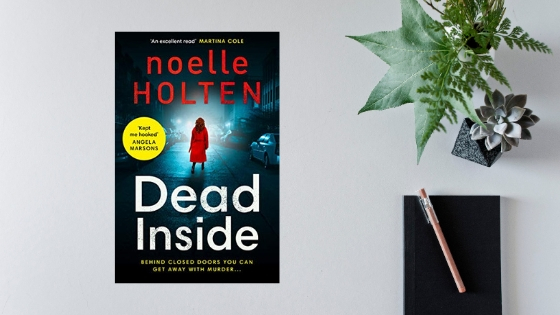 Dead Inside by Noelle Holten @nholten40 @KillerReads #review