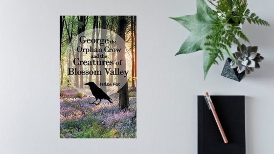 George the Orphan Crow by Helen Fox @Athens1965Eleni @mgriffiths163 #review