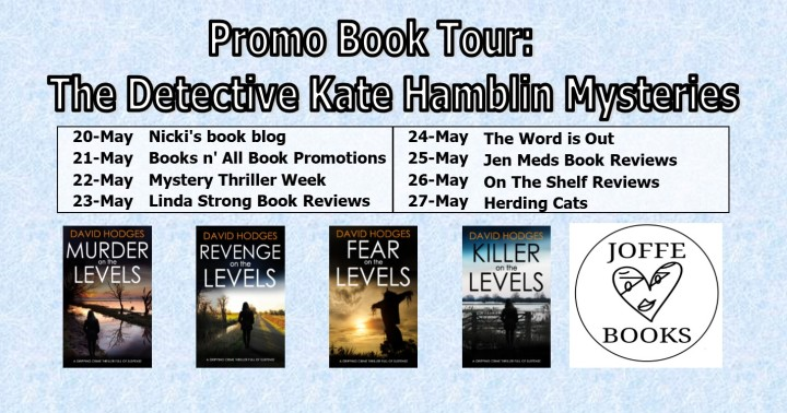 The Detective Kate Hamblin Mysteries by David Hodges @JoffeBooks #promo @mgriffiths163