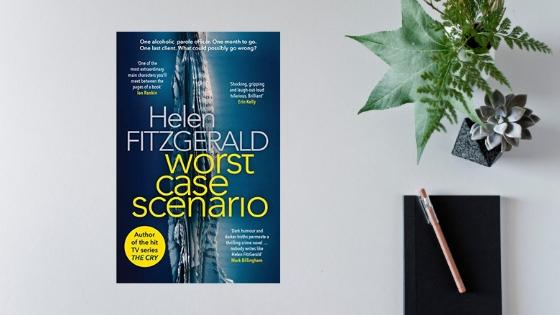 Worst Case Scenario by Helen Fitzgerald @FitzHelen @OrendaBooks #review #randomthingstours @annecater