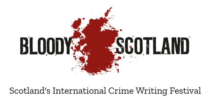 Bloody Scotland 2019 Programme Launch – Golden Lion Hotel, Stirling @BloodyScotland @Brownlee_Donald