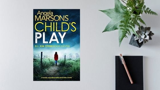 Child's Play by Angela Marsons @WriteAngie @Bookouture #review