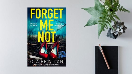 Forget Me Not by Claire Allan  @ClaireAllan @AvonBooksUkK#extract