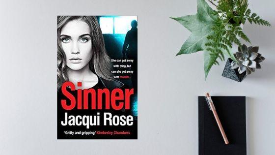 Sinner by Jacqui Rose @RoseThisis @AvonBooksUK#extract