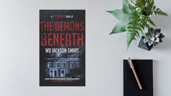 The Demons Beneath by WD Jackson-Smart #review @wdejackson @mgriffiths163@PantherPubs