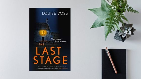 The Last Stage by Louise Voss @LouiseVoss1 @OrendaBooks #review #RandomThingsTours @annecater