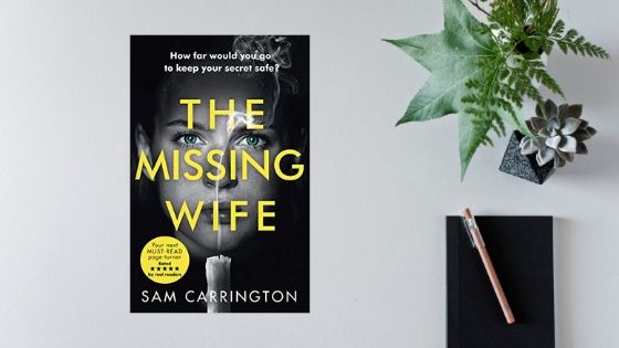The Missing Wife by Sam Carrington @sam_carrington1 @AvonBooksUK #review