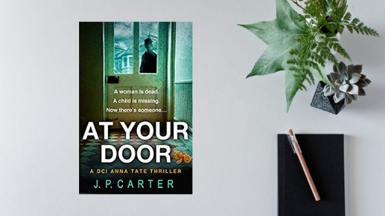 At Your Door by JP Carter