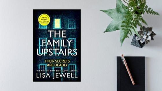 The Family Upstairs by LisaJewell