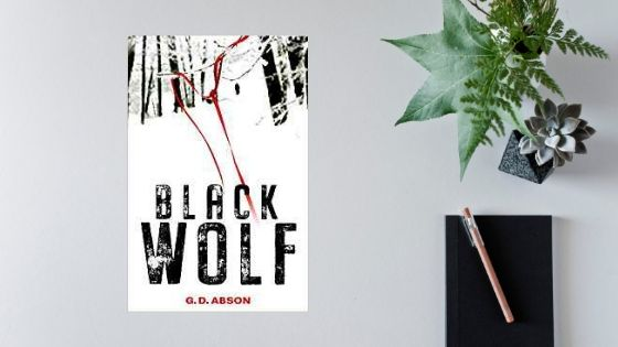 Black Wolf by G.D. Abson