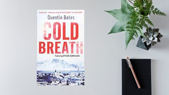 Morecambe and Vice: Cold Breath by Quentin Bates