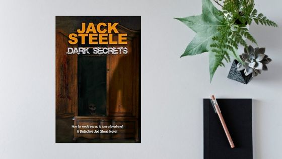 Dark Secrets by Jack Steele @JackSteele1961 #review