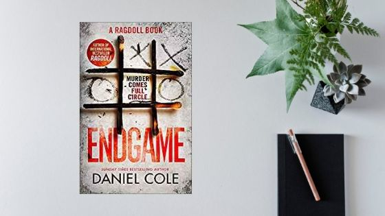 Endgame by Daniel Cole