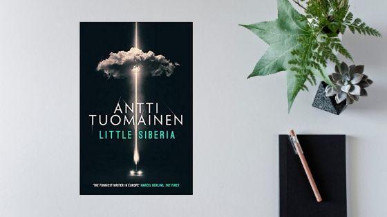 Little Siberia by AnttiTuomainen
