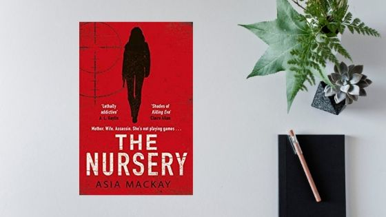 The Nursery by Asia Mackay