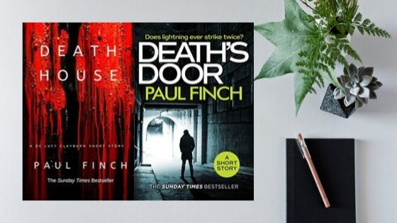 Quick Reviews: Death's Door/Death House by Paul Finch