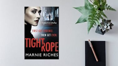 First Monday Crime Preview: Tightrope by Marnie Riches