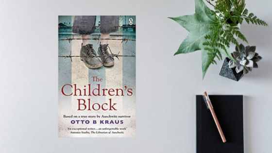 The Children's Block by Otto B Kraus