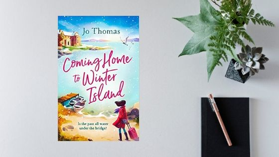Coming Home To Winter Island by Jo Thomas