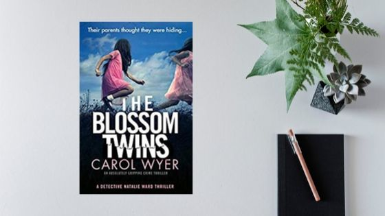 The Blossom Twins by Carol Wyer