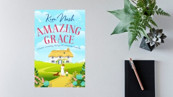 Amazing Grace by Kim Nash