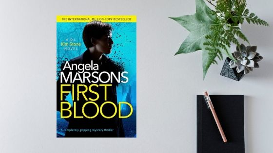 First Blood by Angela Marsons#Review