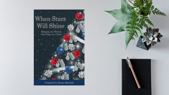 When Stars Will Shine – edited by Emma Mitchell #HelpForHeroes #CharityAnthology #ShortStories