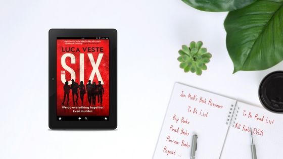 The Six by Luca Veste