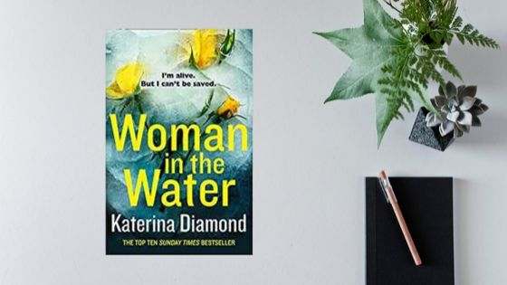 Woman in the Water by Katerina Diamond