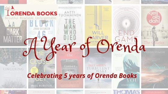 A Year of Orenda – The Giveaway #win