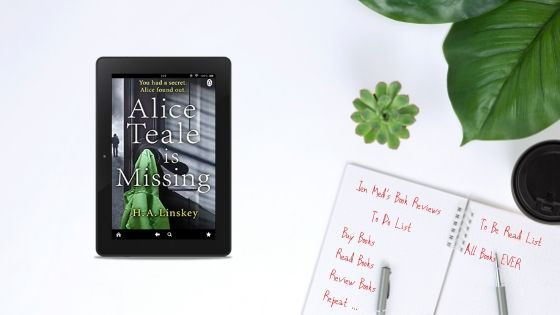 Alice Teale is Missing by H.A. Linskey