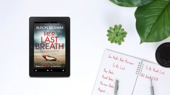 Her Last Breath by Alison Belsham