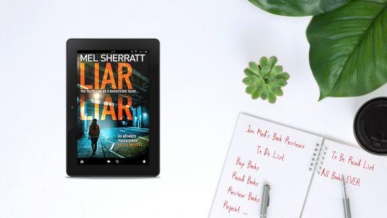 Liar Liar by MelSherratt