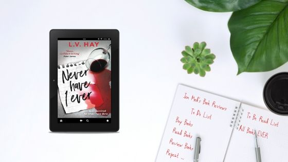 Never Have I Ever by L.V. Hay