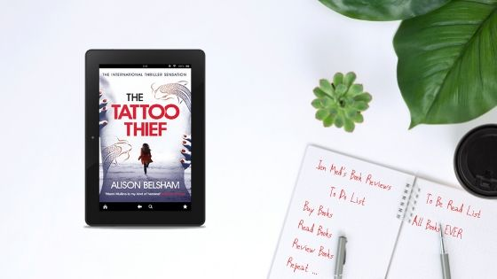 The Tattoo Thief by Alison Belsham