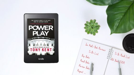 Power Play by Tony Kent