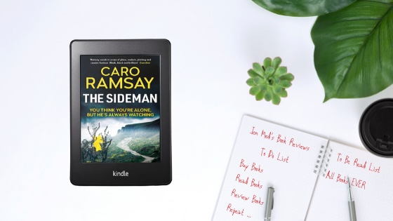 The Sideman by Caro Ramsay